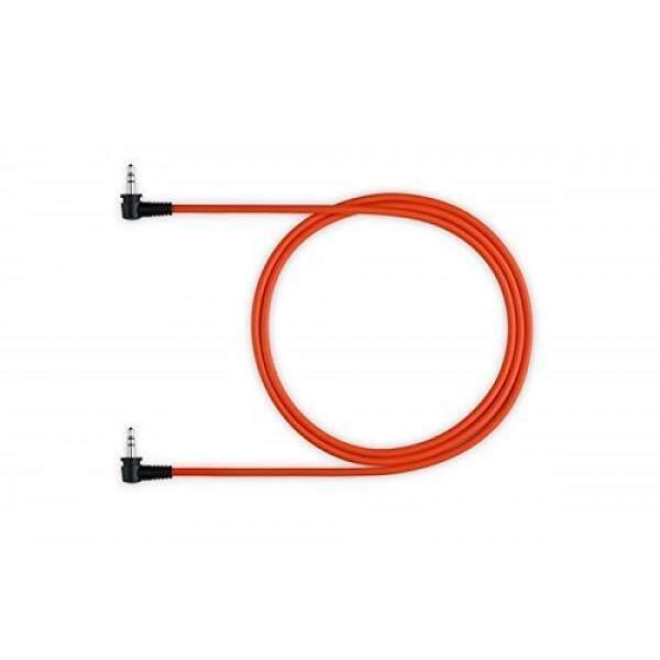 Fostex Kabel Pengganti untuk Seri Rp Headphone, 1.2 Meter, Oranye (ET-RP1.2)-Internasional