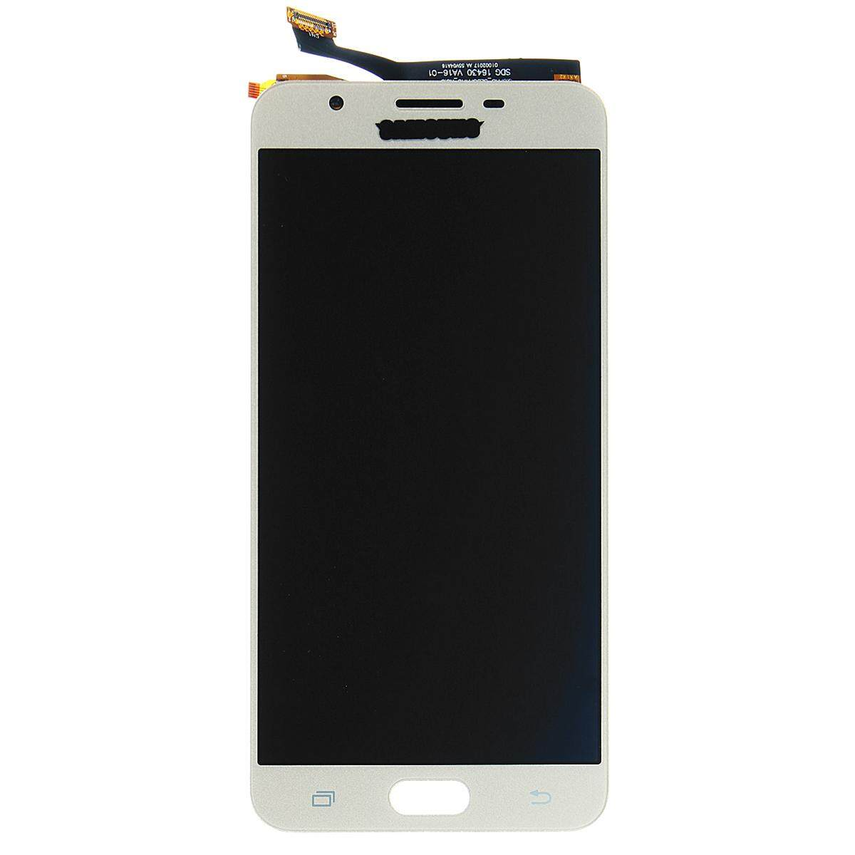 Untuk Samsung Galaksi J7 Prime G610F G610H G610M Layar LCD Layar Sentuh Digitizer-Internasional .