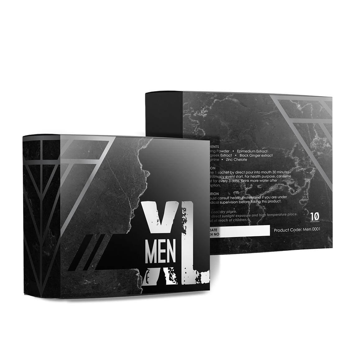 MenXL The Real Men XL Strengthen Energy