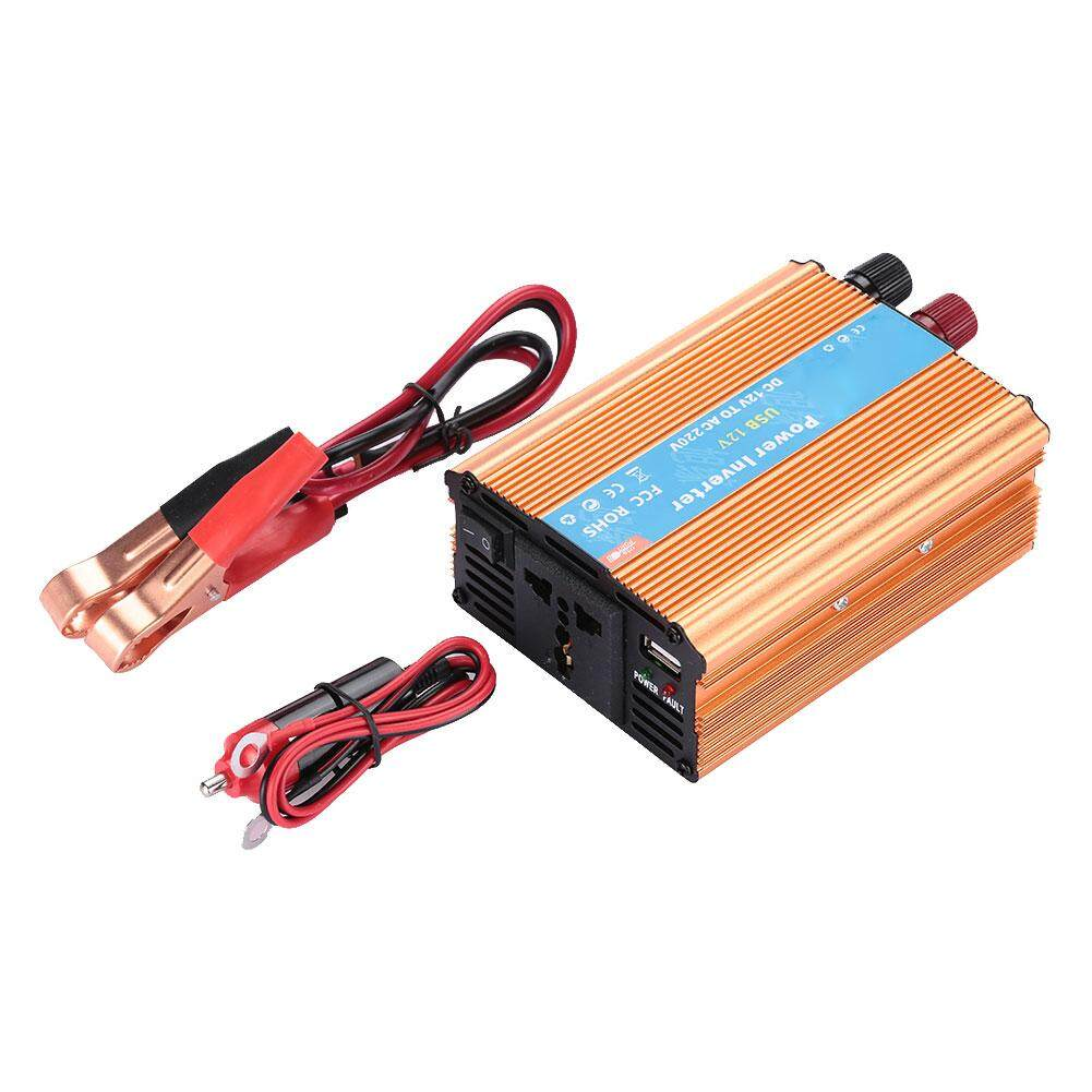 Car Inverter For Sale Power Converter Online Brands Prices Circuit Diagram Of On 220v To 12v Dc Ac Ggs Premium 3000w Transformer