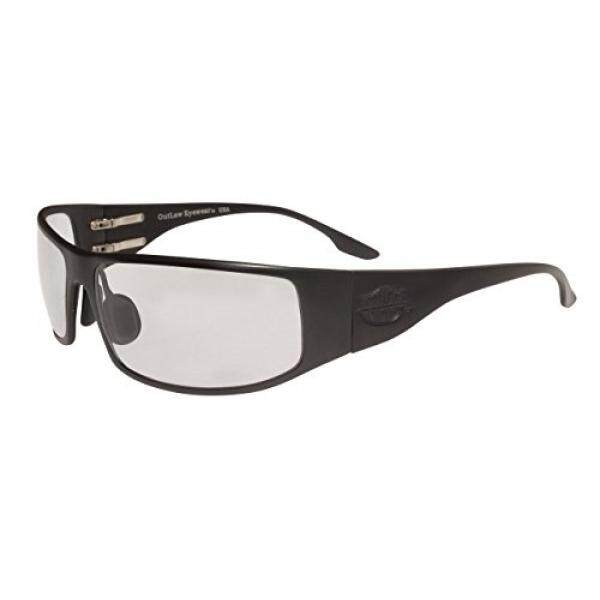 Fugitive TAC Black Frame, Transition Day-Night Sunglasses - intl
