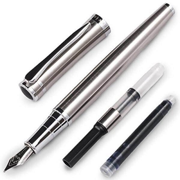 Trevink Mewah Air Mancur Pulpen Set untuk Menulis Kaligrafi Oleh Trevink Medium Mata Pena Pulpen dengan