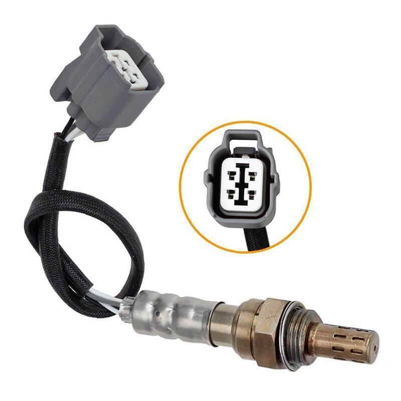 Burstore 234-4122 + 234-4621 Depan Belakang Universal Otomatis Mobil Sensor Oksigen untuk Honda Kewarganegaraan Hulu Hilir -Internasional