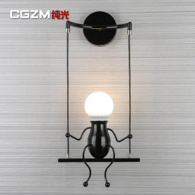 220V Decorative Light Black Decoration modern Series Ceiling Light - intl Singapore