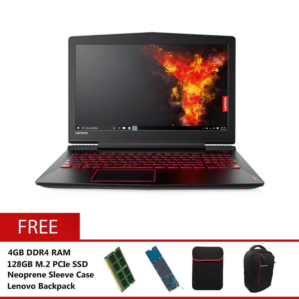 Lenovo Ideapad Y520-15IKBN 80WK014CMJ-128GB /Intel Core i7-7700HQ/8GB/128GB+1TB/2GB GTX1050/15.6 FHD IPS/Win 10 Malaysia