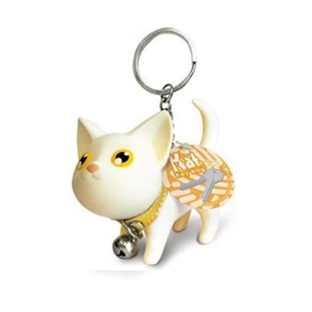 Mua Wonderful Toy Cute Cartoon Cat Shape Key Chain Handbag Chain Decoration