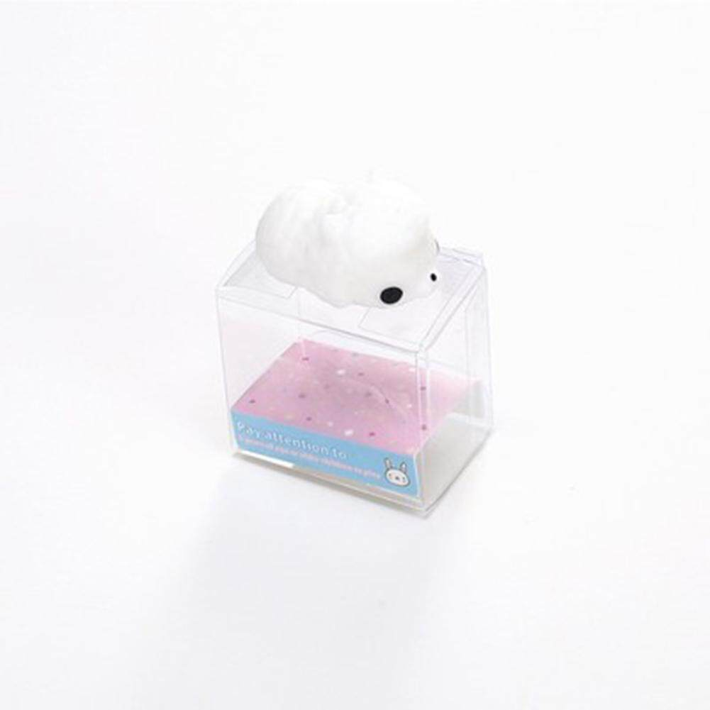Wonderful Toy 1 Piece Cute Cartoon Little Animals Decompression Pinching Toys Office Furniture Reducing Pressure Toys