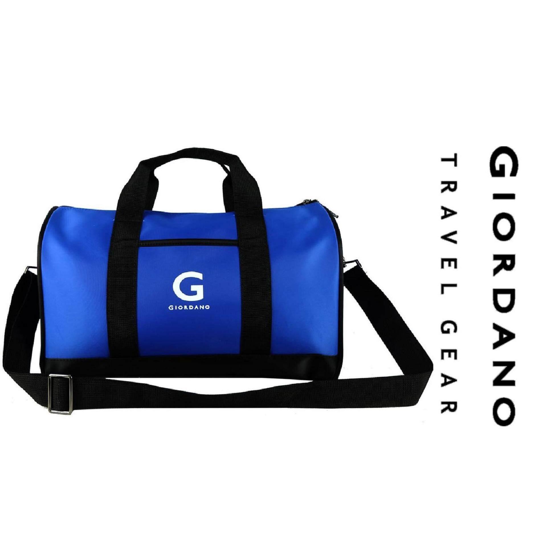 """Giordano 15"""" Stylish Travel Gear GT9609- Blue/Black"""