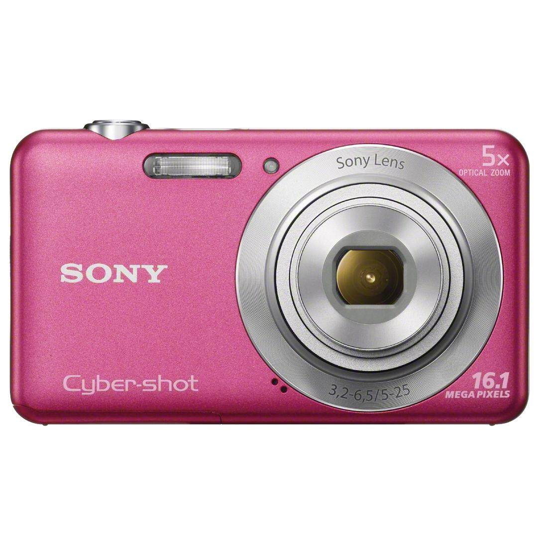 Sony Cameras Dslrs Slrs Price In Malaysia Best Dsc H300 201 Mp 35x Optical Zoom Free Sdhc 16gb Digital Camera Pink Cyber Shot W710