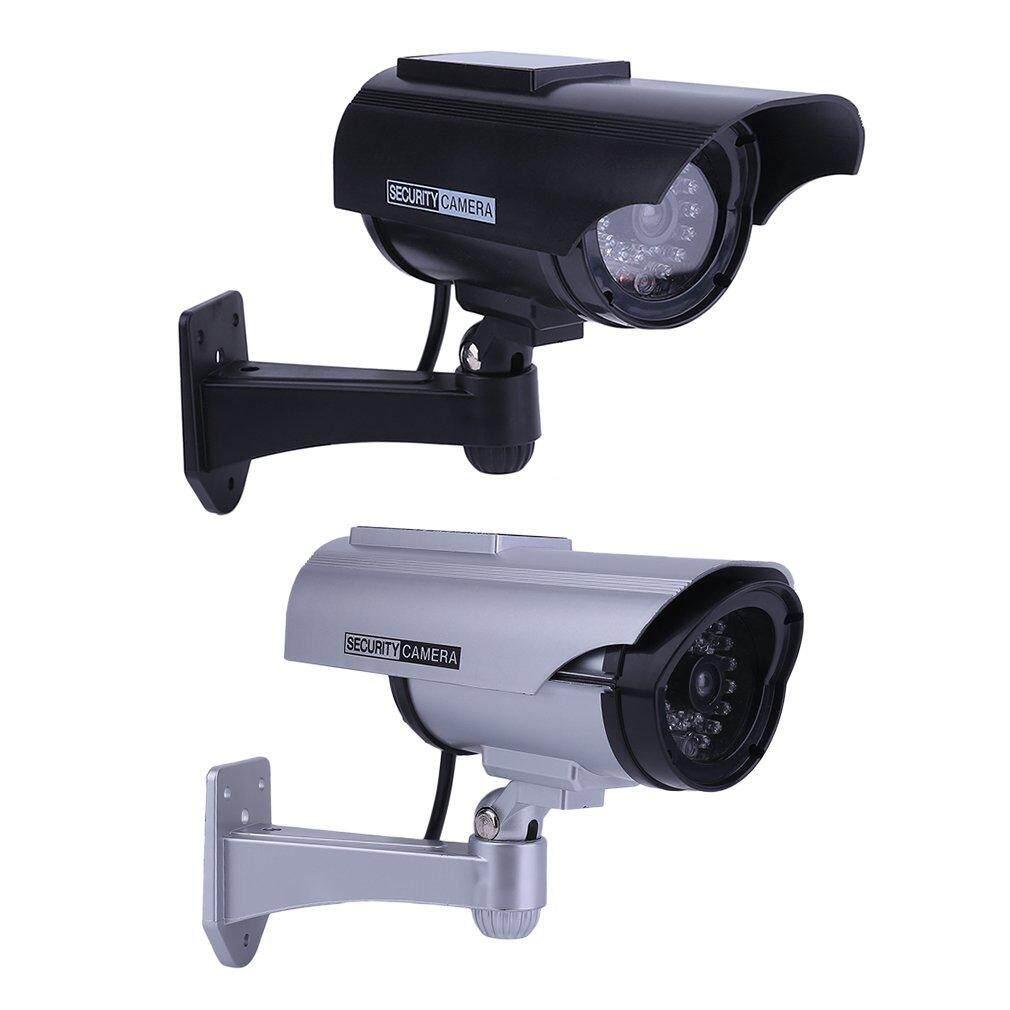 Lgds Indoor Outdoor Solar Power Dummy Fake Imitation Home Cctv Security Camera - Intl By Legendseller.