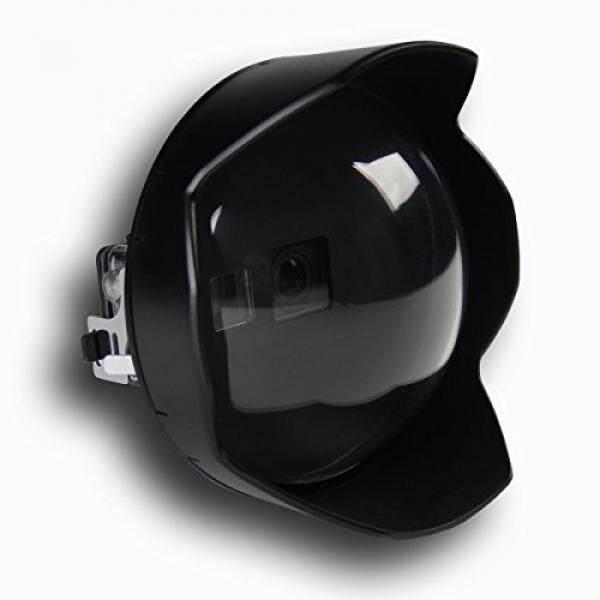 Aquadome Kubah Profesional Port Yang Memiliki Lebih Di Bawah Lensa Kompatibel dengan GoPro Pahlawan Pahlawan + HERO + LCD, hero 3, HERO 4-LCD Touch Bacpac-Intl