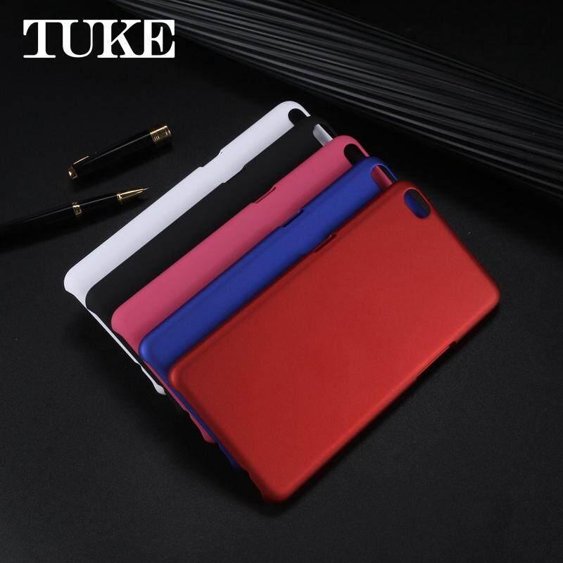 TUKE Case for ZTE Nubia M2 Lite Matte Hard Plastic Back Cover -
