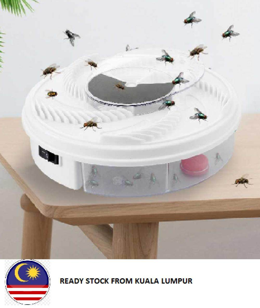 Insect Traps Fly Trap Electric Automatic Flycatcher Fly Trap Pest