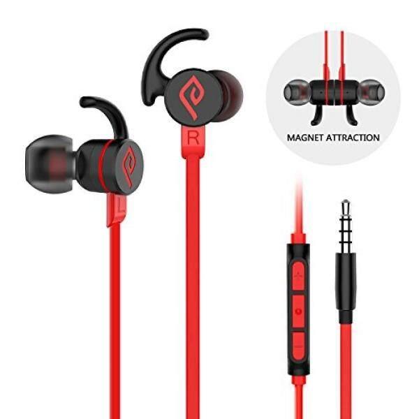 ALH Berkabel Earbuds, Parasom M2 Ph Magnetik Dalam-Telinga Stereo Earphone, 3.5 Mm