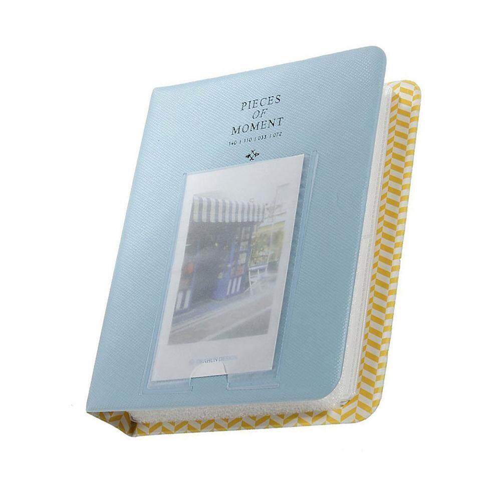 CHENGXINBU 65 Pocket PU Cover Frame Front Design Album Photo(Ivory)
