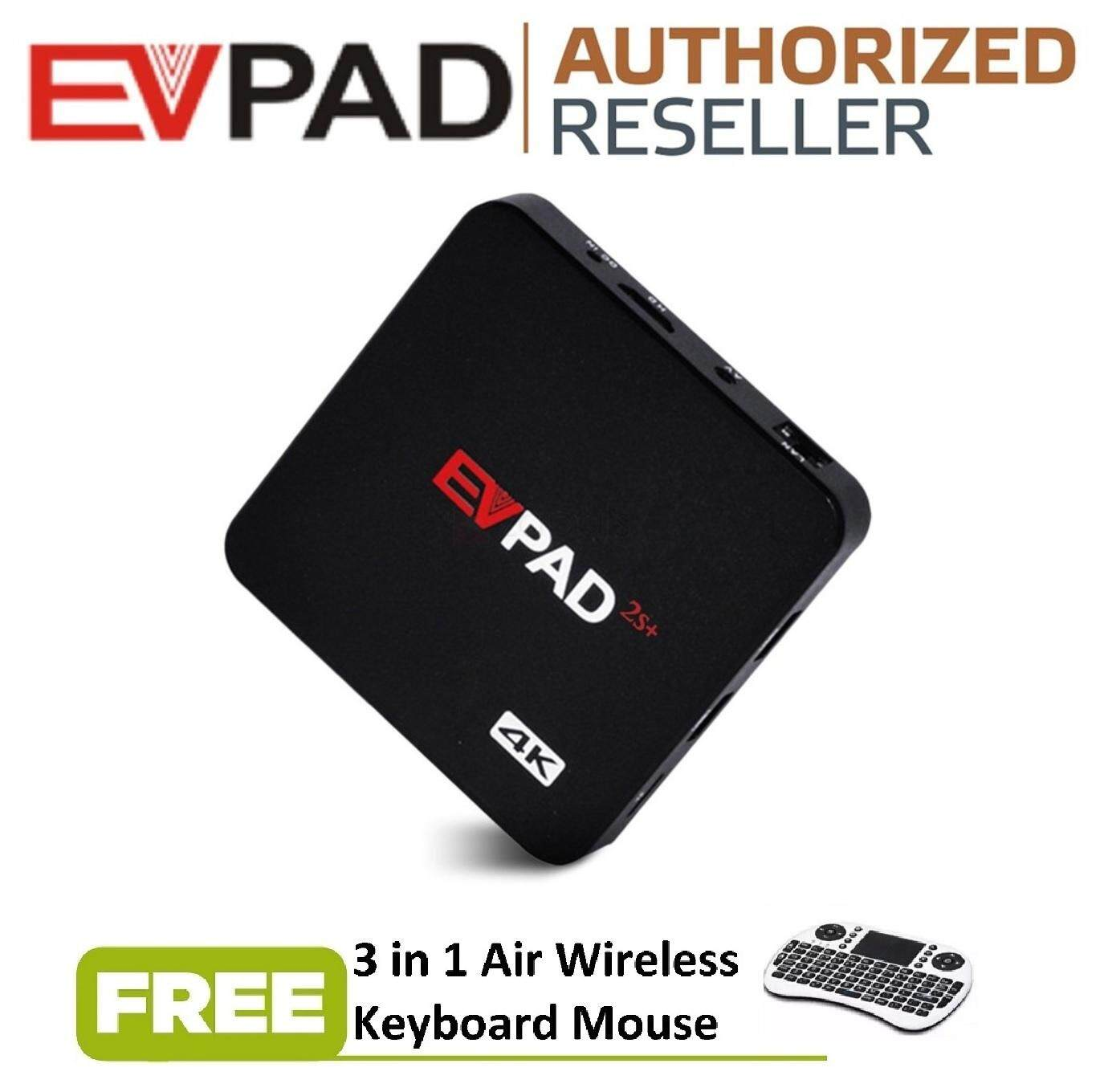Cek Harga Evpad 2s Android Tv Box 2s Upgraded Version 1000 Free Live