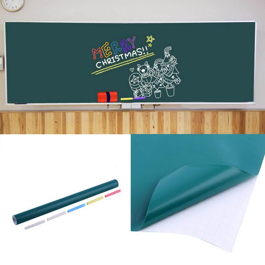 Beau Movable Write Board Foil Self Adhesive Wall Stickers Memo Board Notes - Intl By Beaujasmine.