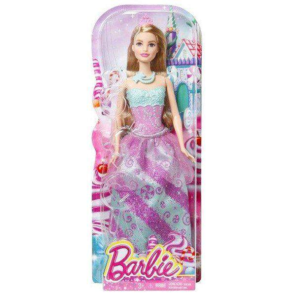 [BARBIE] Fairytale Princess Assortment (3 yrs+)