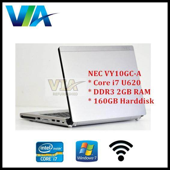 Refurb Nec VY10GC-A~Core i7~2Gb~160Gb HDD~W7Pro Malaysia