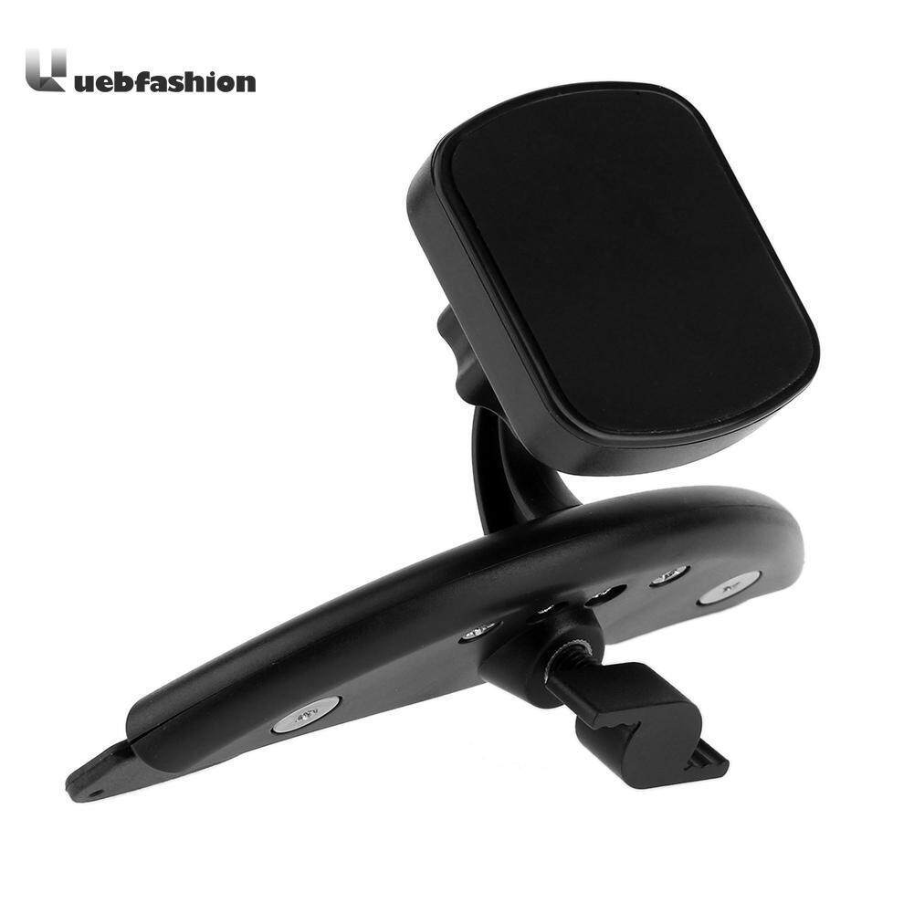 Hình ảnh Universal Car Dashboard 360 Rotating Magnetic Mobile Phone Holder Stand - intl