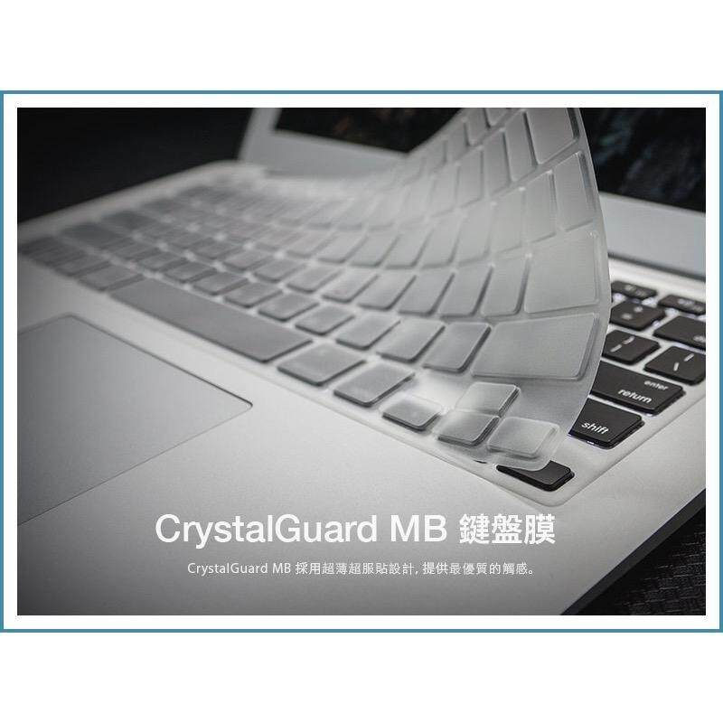 CrystalGuardMB Keyboard Cover For Apple Macbook Malaysia
