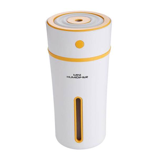 leegoal Cup Humidifier USB Night Light Humidifier Large Capacity Desktop Home Office Humidifier(Orange) Singapore
