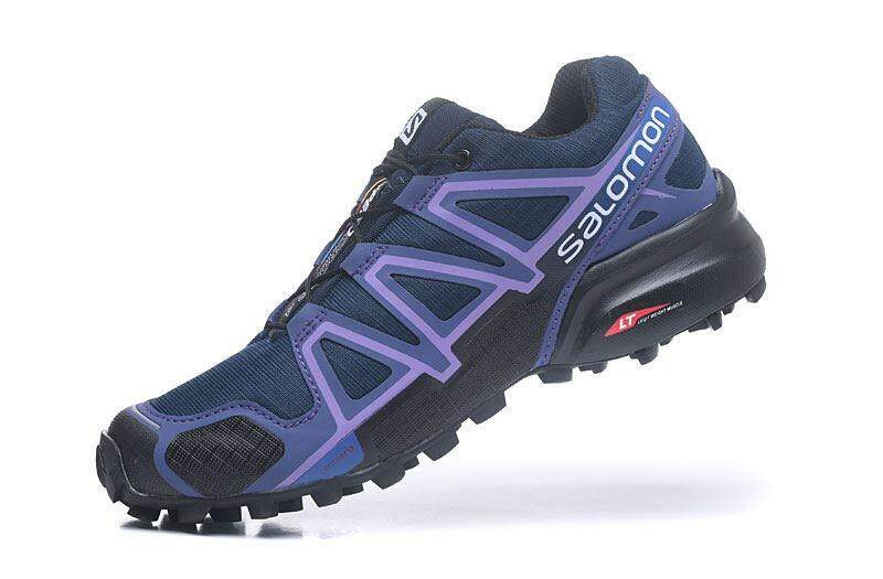 new concept 5080f dd5fb Timed Promotions Authentic SALOMON Speedcross 4 Shoes Running and Hiking  Sneakers Speed Cross 4 Womens Size
