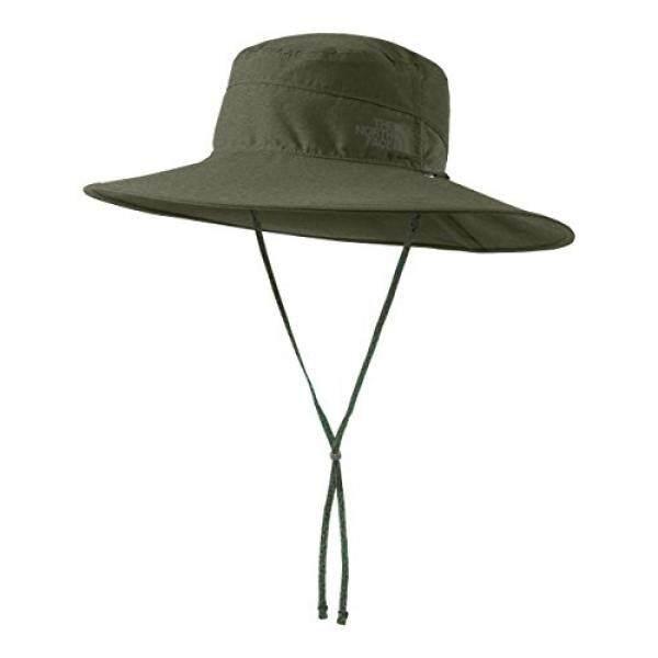 c72fae636af The North Face Womens Horizon brimmer Hat - Deep Lichen Green Heather - S M
