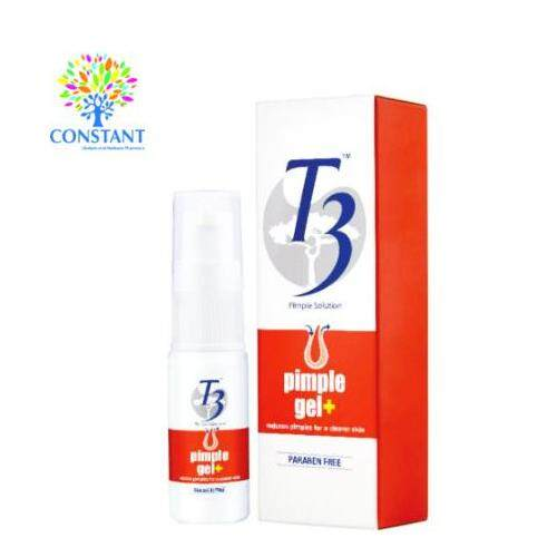 T3 Pimple Gel Plus 15g