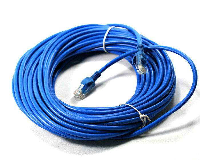 15M RJ45 LAN Network Cable CAT 5E Ethernet Cable Patch Cord
