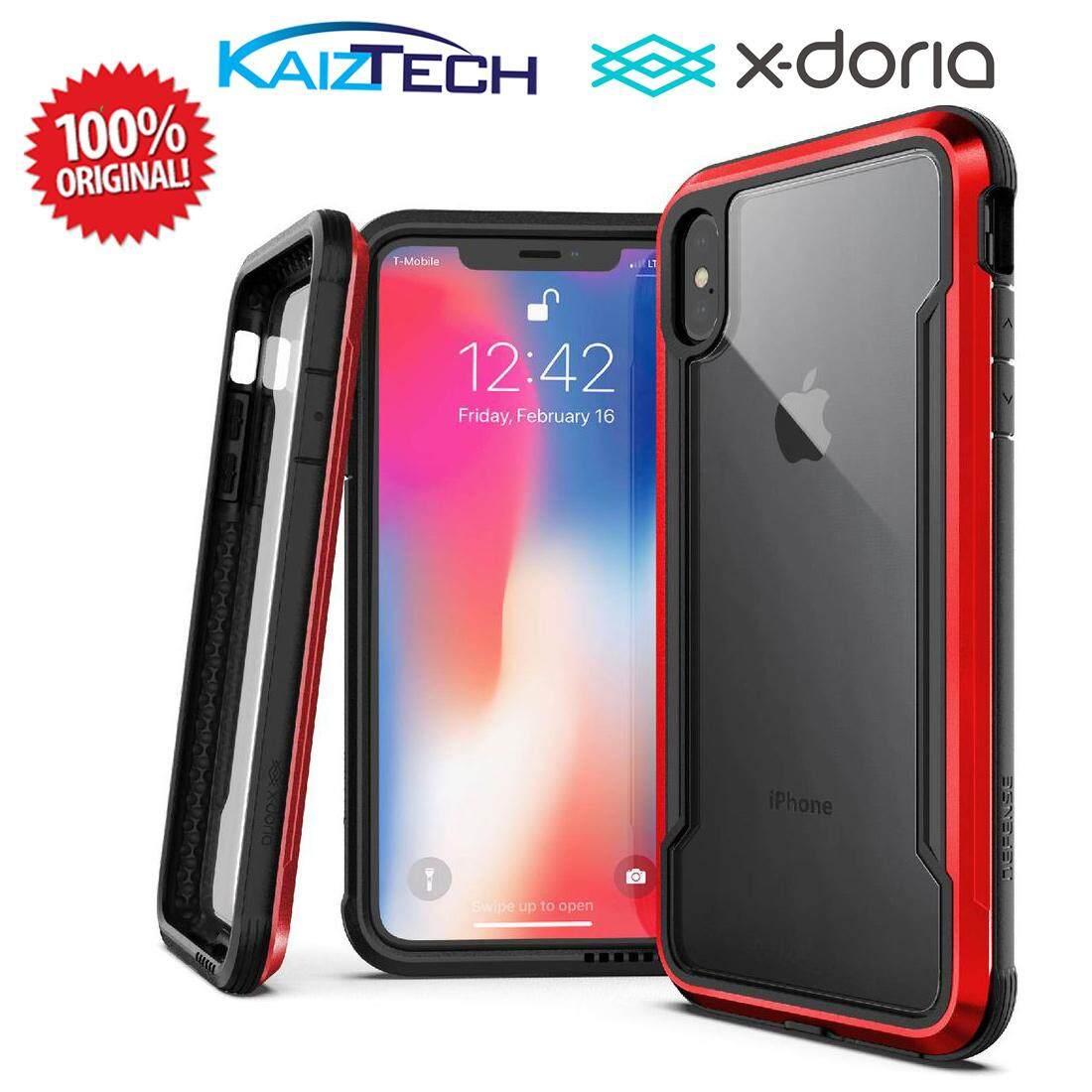 X-Doria Apple iPhone X/Xs Defense Shield Case (100% Original)
