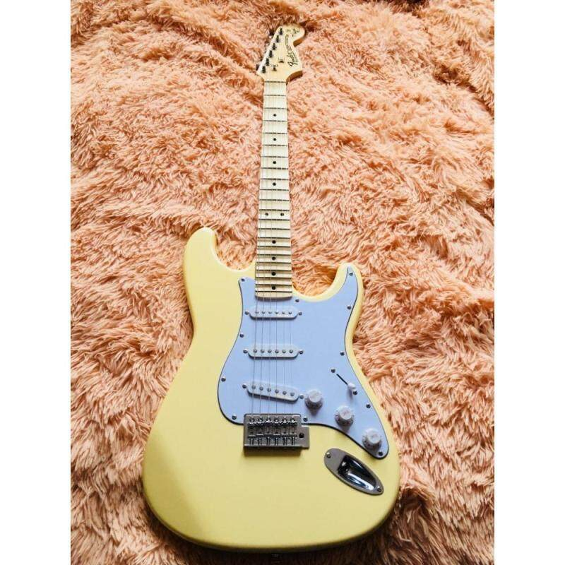 Electric Guitar OEM Stratocaster  YJM Scallope Malaysia