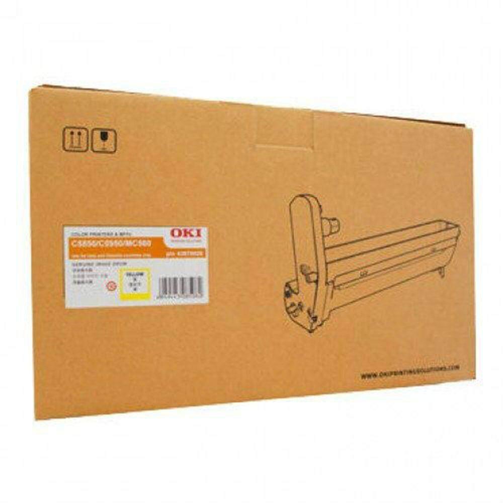 OKI C5850/5950/MC560 YELLOW DRUM 20000pgs 43870025 ( ITEM NO : OKI C5850 YELDR )