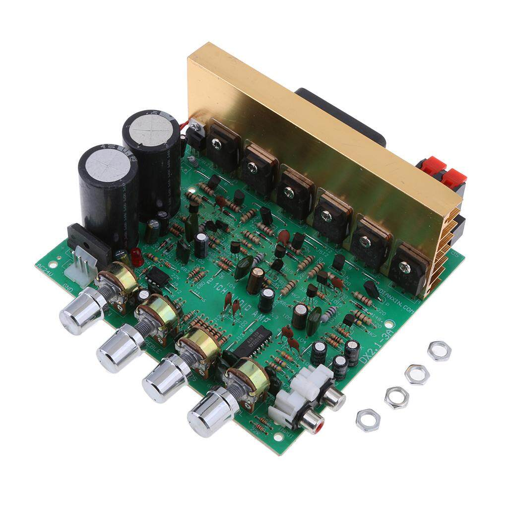 Features Miracle Shining Tda7293 Digital Audio Amplifier Amp Board Stereo Power New Receiver Amplifiers Diy Module 200w 21 Channel