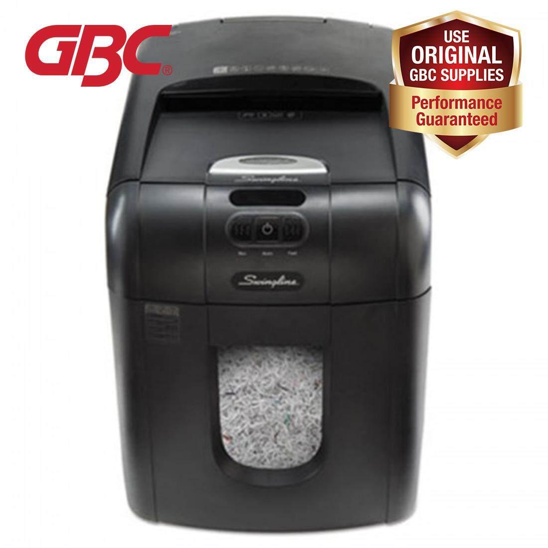 GBC Auto+ 130M Executive Shredder