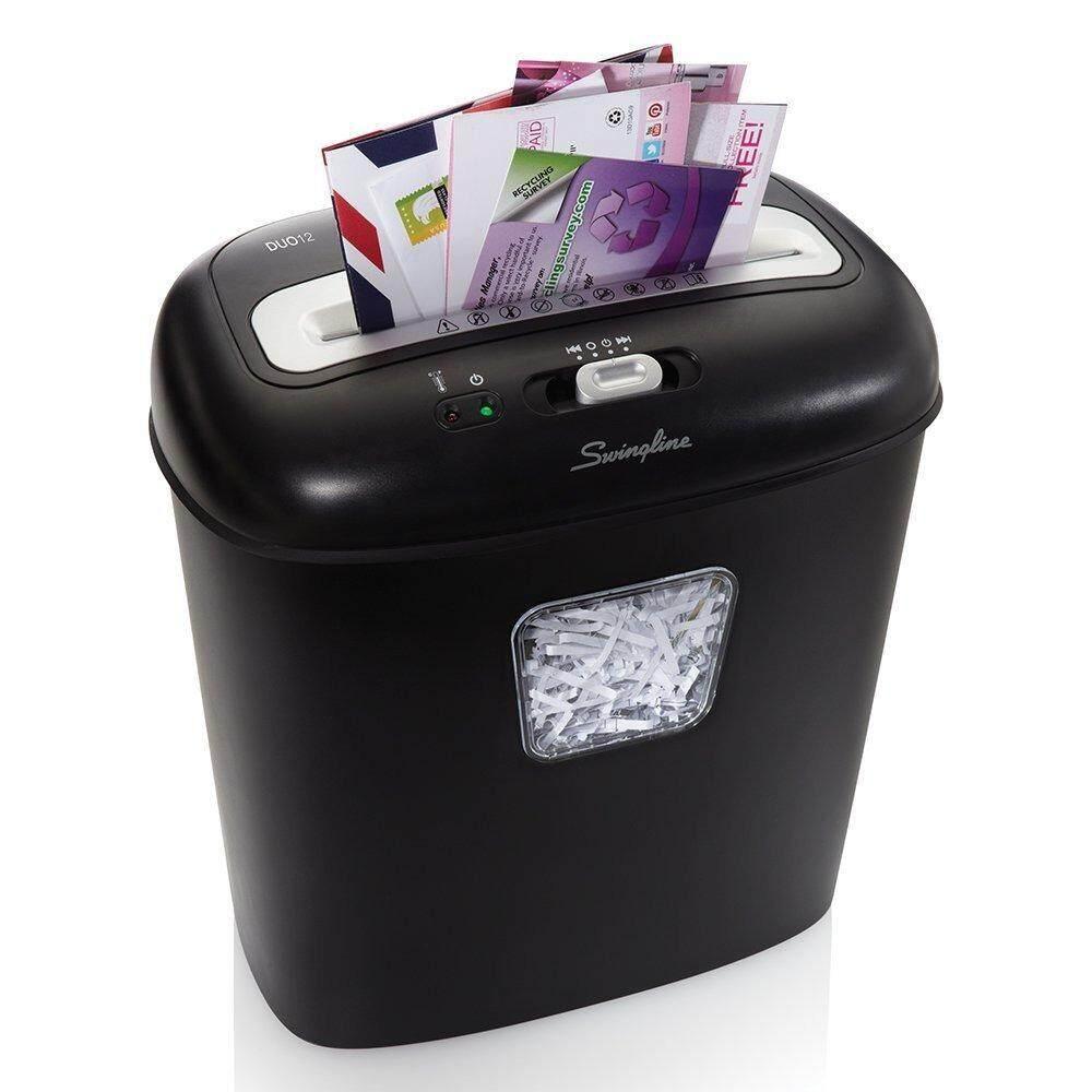 Staples heavy duty paper shredder