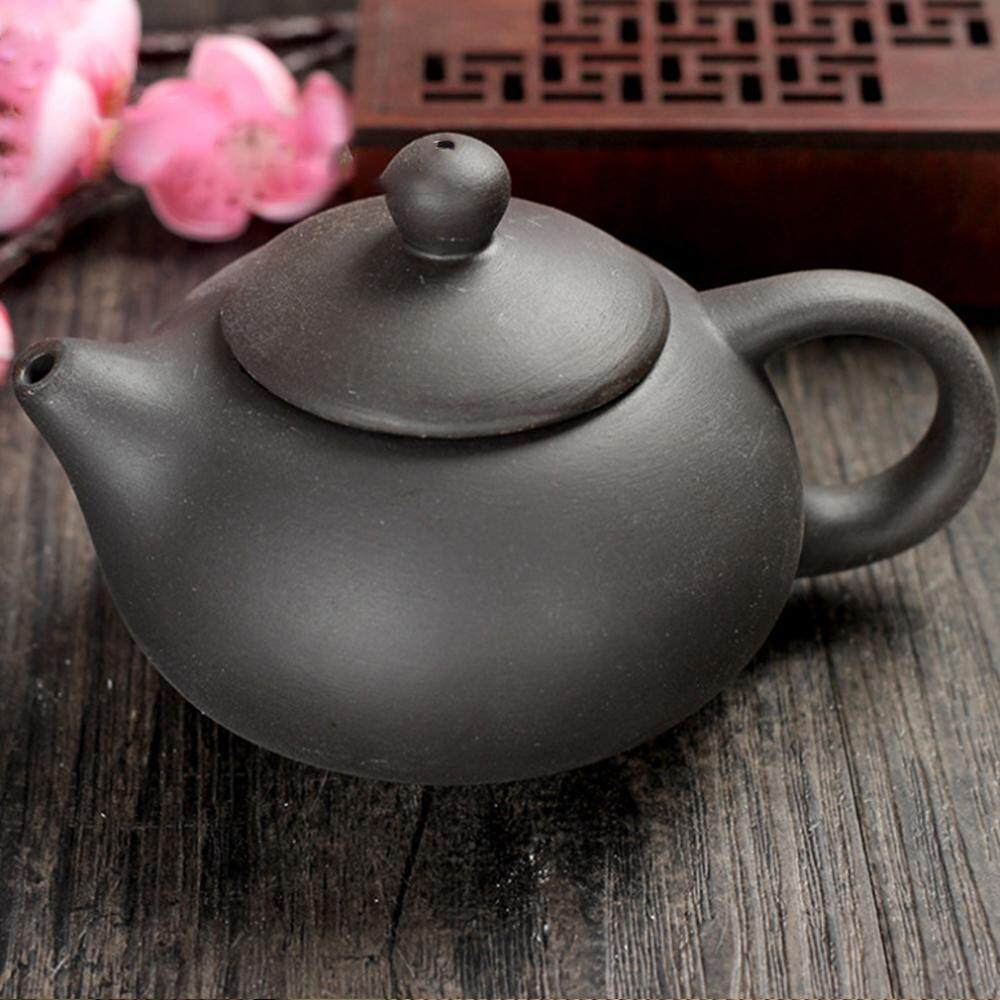 Zisha Tea Set Teapot Tea Cup Pot 4 Cup Set Kung Fu Teapot Gifts - 2