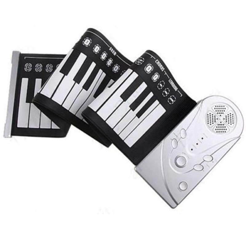 Roll Up Piano 49 Phím Tiêu Chuẩn Với To Hơn, Bàn Phím Điện Tử