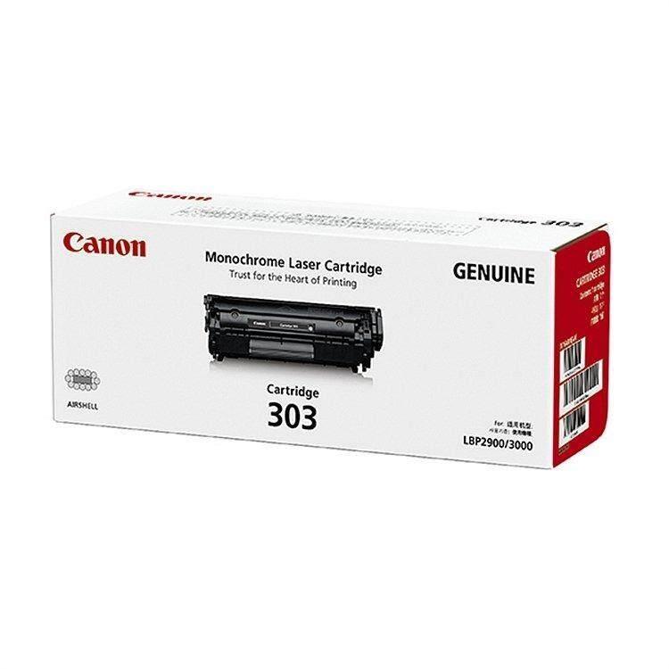 CANON 303 TONER FOR LBP-2900 LBP-3000 PRINTER (ORIGINAL / READY STOCK)
