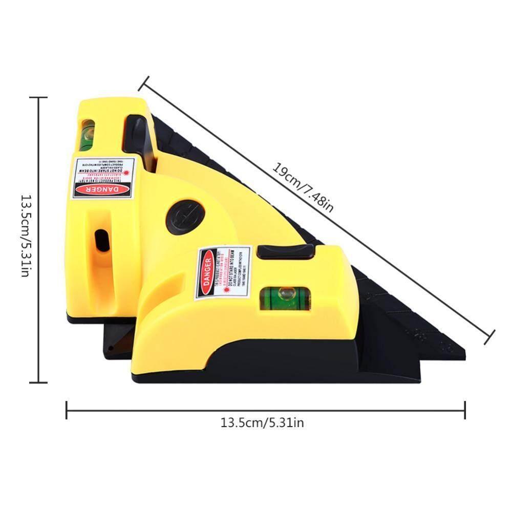 ... Shanyu Kanan Sudut 90 Derajat Vertikal Garis Horizontal Tingkat Laser Proyeksi Tata Letak