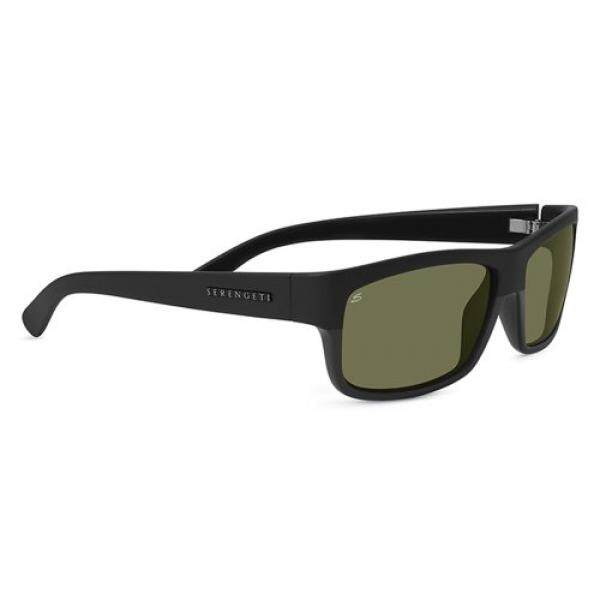 Serengeti Classic Coll. Martino Sunglasses Frame 7994 Shiny/matte Black New - intl
