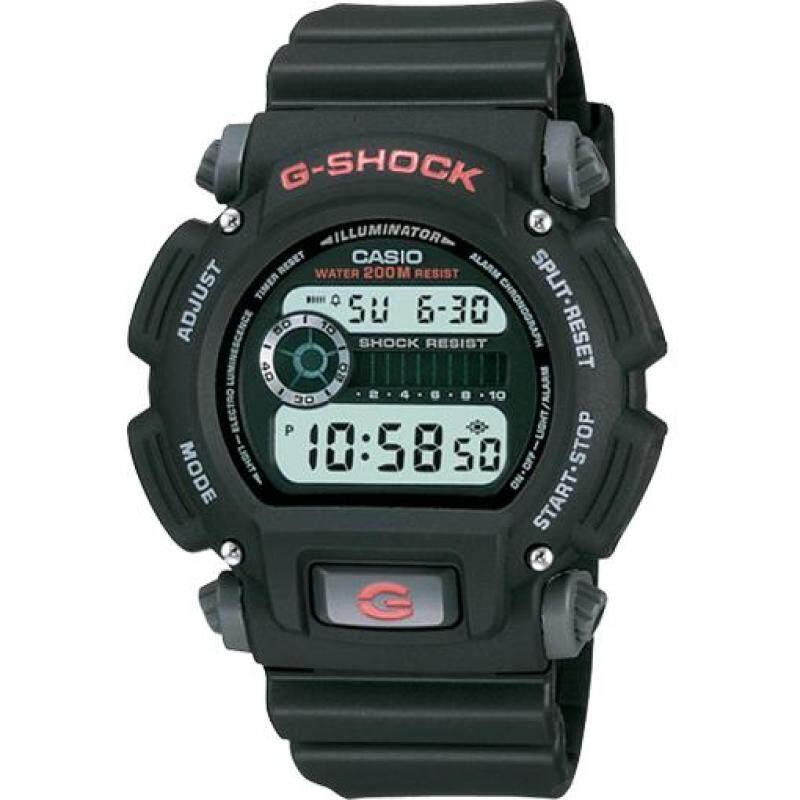 Casio G-Shock DW-9052-1V Mens Watch (Black) Malaysia