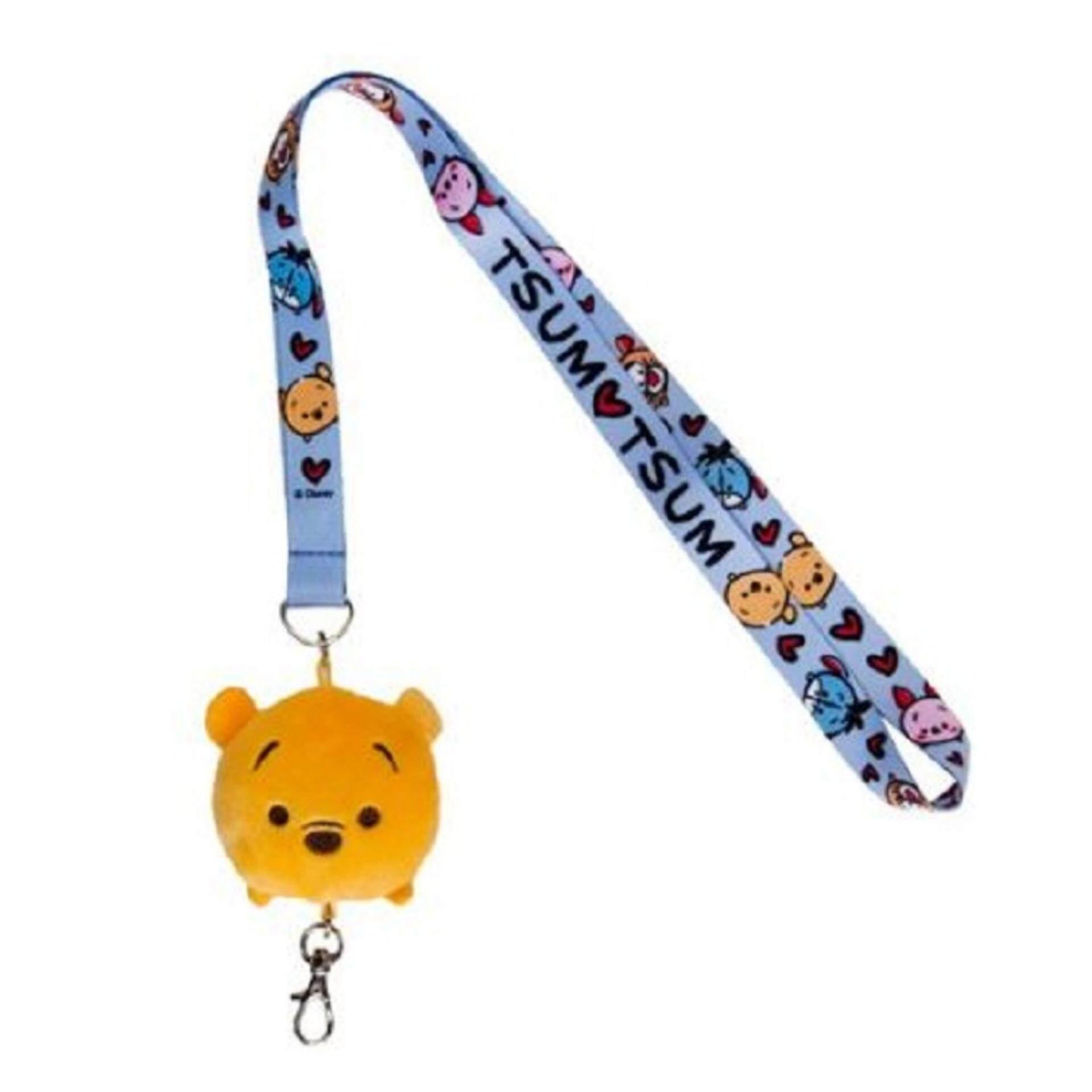 Disney Tsum Tsum Lanyard - Winnie The Pooh