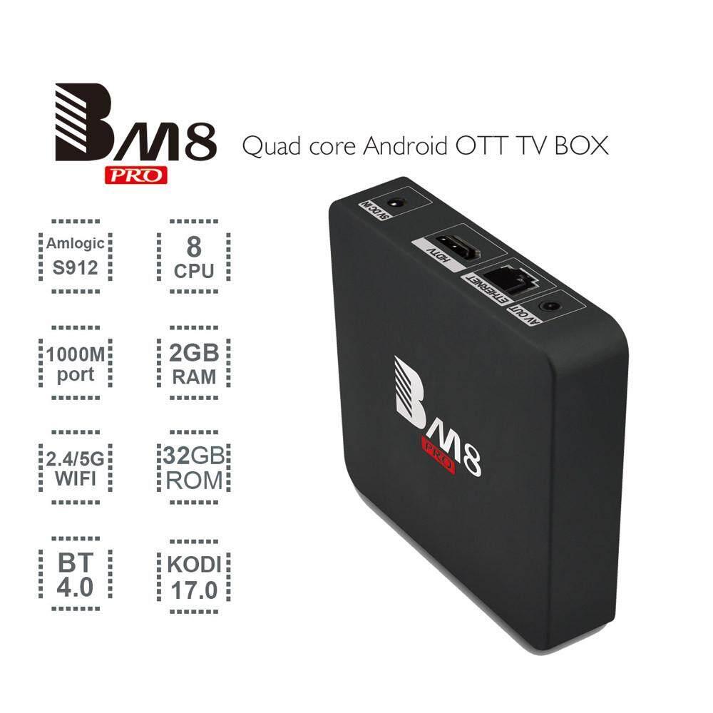 Features H96 Pro Plus Android 7 1 S912 Octa Core 3gb 32gb Ott Smart Tv Box Octacore Bm8 60 2gb Ddr3 Wifi Hd
