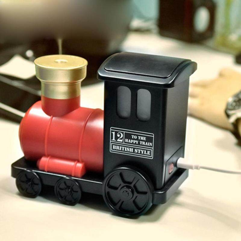 leegoal Adorable Train Ultrasonic Cool Mist Humidifier Automatic For Home Bedroom Office Kids Baby Nursery Singapore