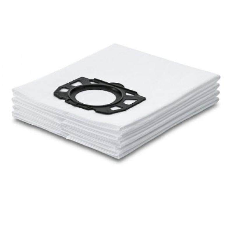 Karcher Fleece Filter Bags Replacement for WD4, WD5, WD5/P Wet & Dry Vacuums - intl Singapore