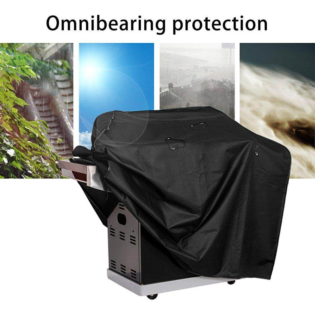 OH Waterproof BBQ Cover Outdoor Storage Rainproof Barbecue Grill Protective Cover - intl