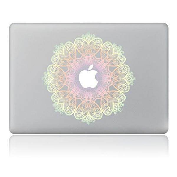 """Laptop Stickers from Juni, """"Lace"""