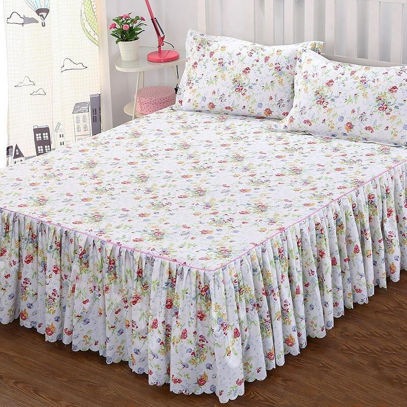 dorm b inch extended skirt length skirts design bed own room your drop