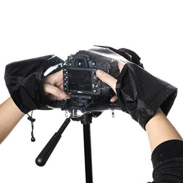 GES Pelindung Hujan Pelindung Kamera Yg Tahan Hujan Nilon DSLR Tahan Air Kamera Pelindung Hujan untuk Nikon Canon Pentax-Intl